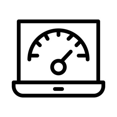 speed   internet   performance    vector illustration