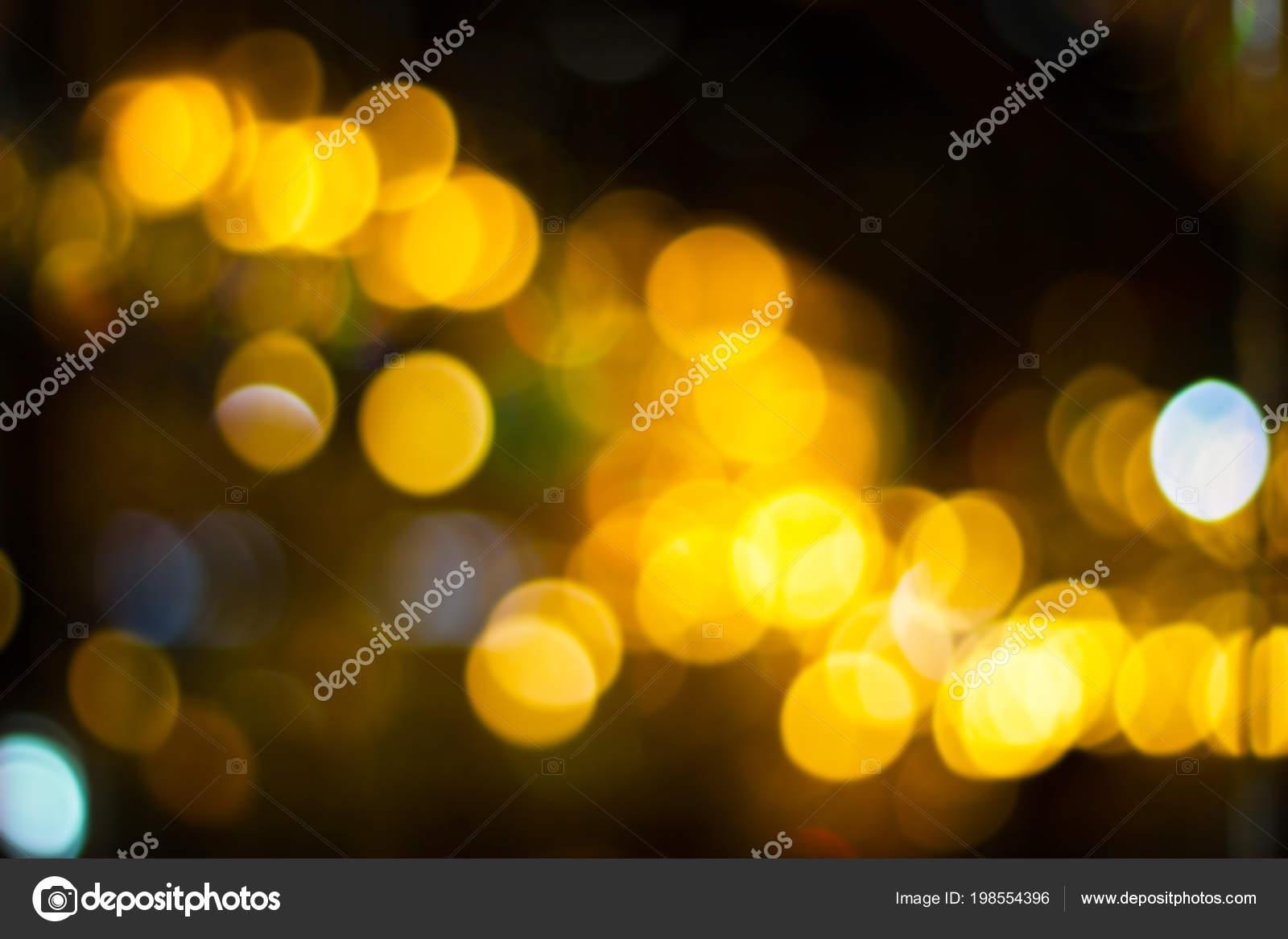 Abstract Bokeh Decorative String Lights