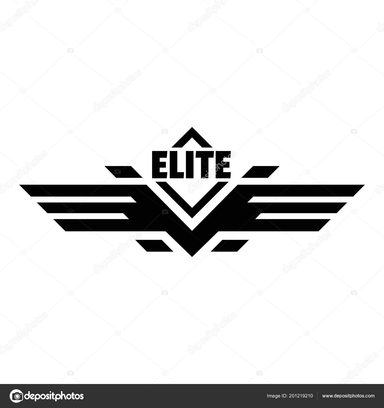 elite force logo, simple style — stock vector © anatolir #201219210