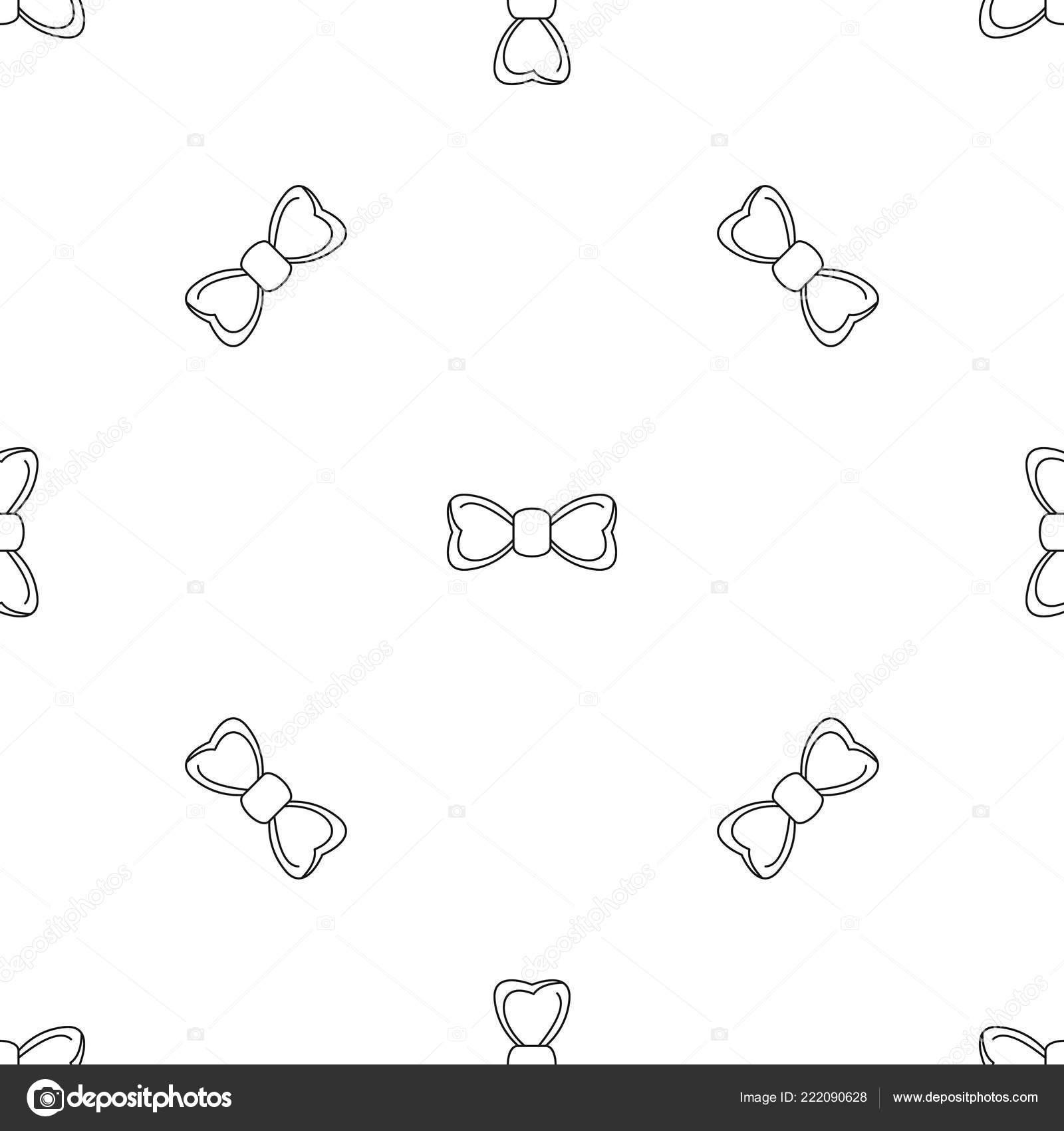4cfc1e00c670a Vectorielle continue du motif noeud papillon hipster répéter géométriques  pour n'importe quelle conception web — Vecteur par ...