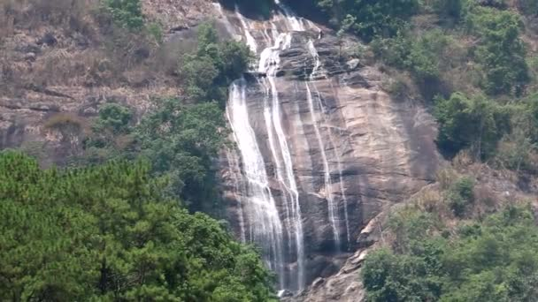 Mountain Waterfall In Thailand (2)