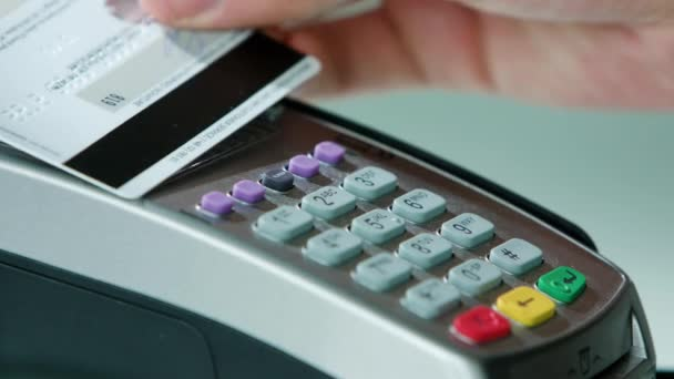 Mobile Payment with a Credit Card