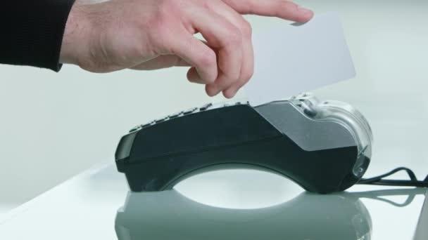 Mozgatható fizetés bankkártyával