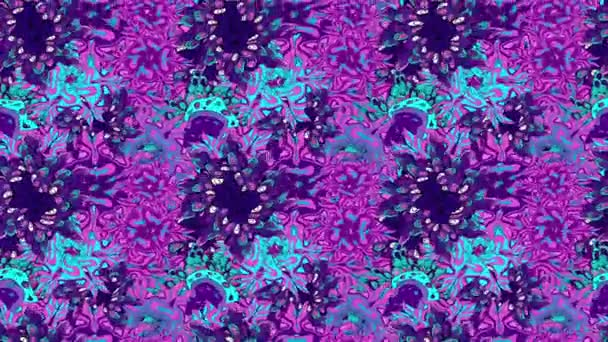 Cute fabric pattern. Nice background. Pink and blue on colors. Abstract doodles pattern.