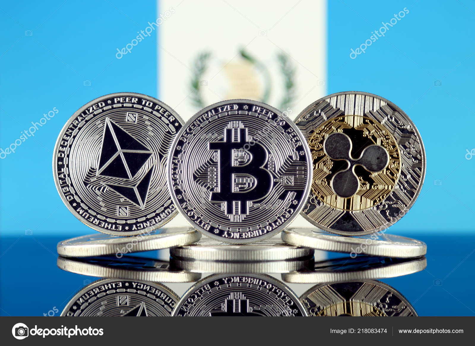 top 3 cryptocurrency by market cap