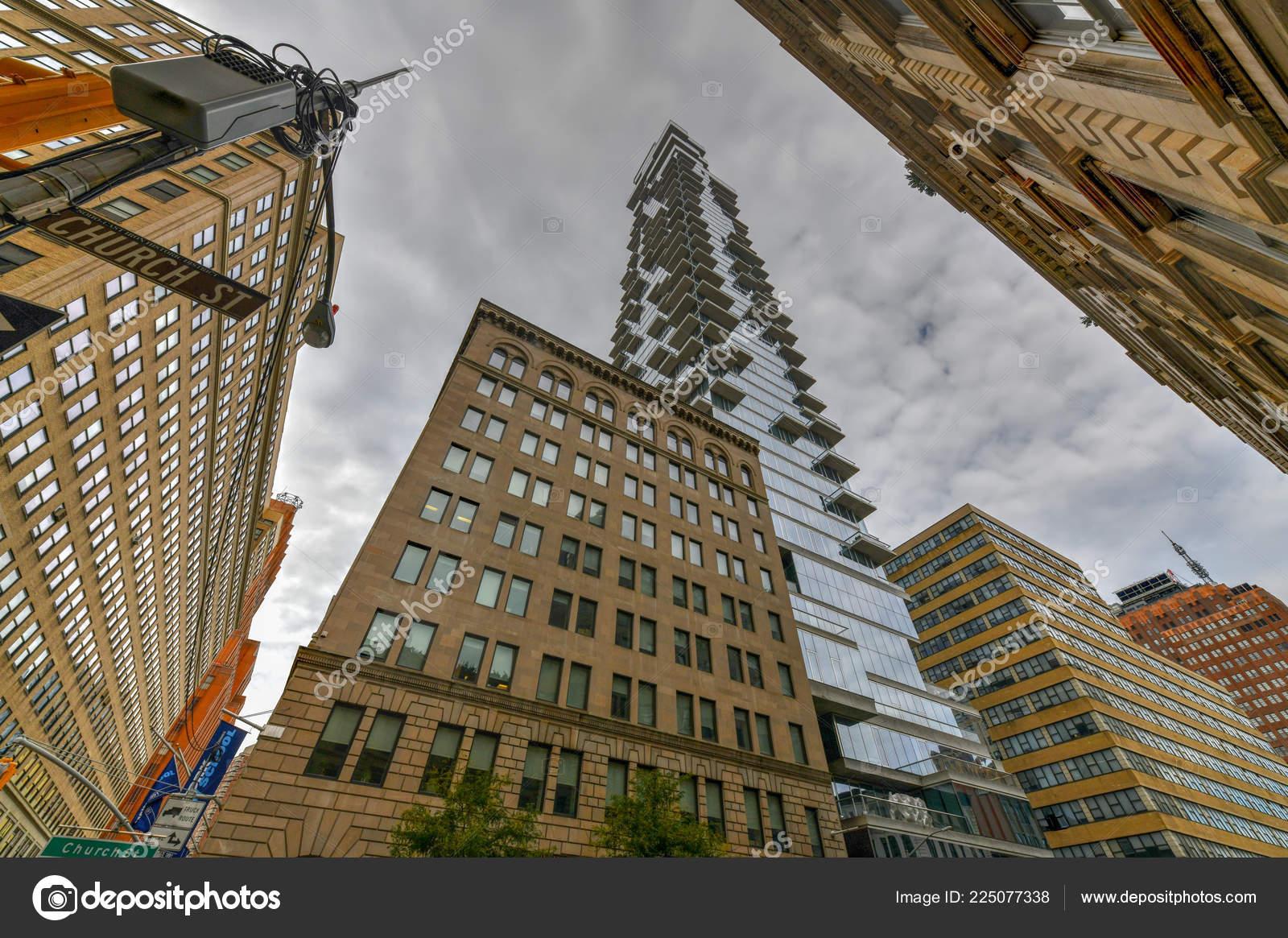 New York City Oct 2018 Leonard Street Tallest Building Tribeca