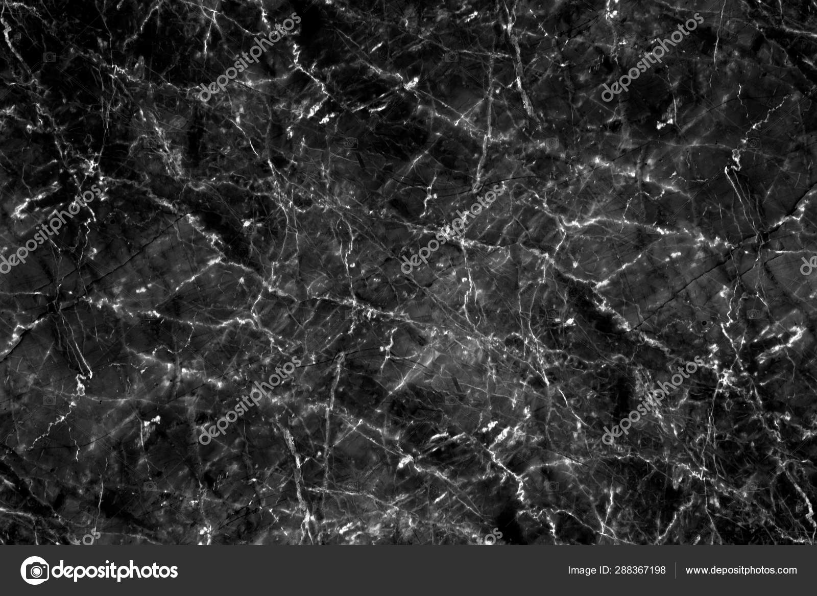 Black Marble Background Texture Natural Stone Pattern Abstract For Design Art Work Marble With High Resolution Stock Photo C Noomubon 288367198