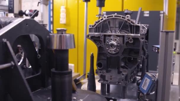 Výrobní linka pro díly pro automobilový průmysl