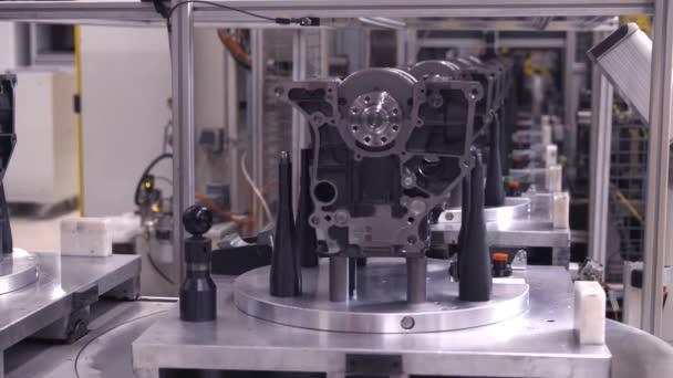 Motor v moderní zařízení, průmyslové výroby uvnitř