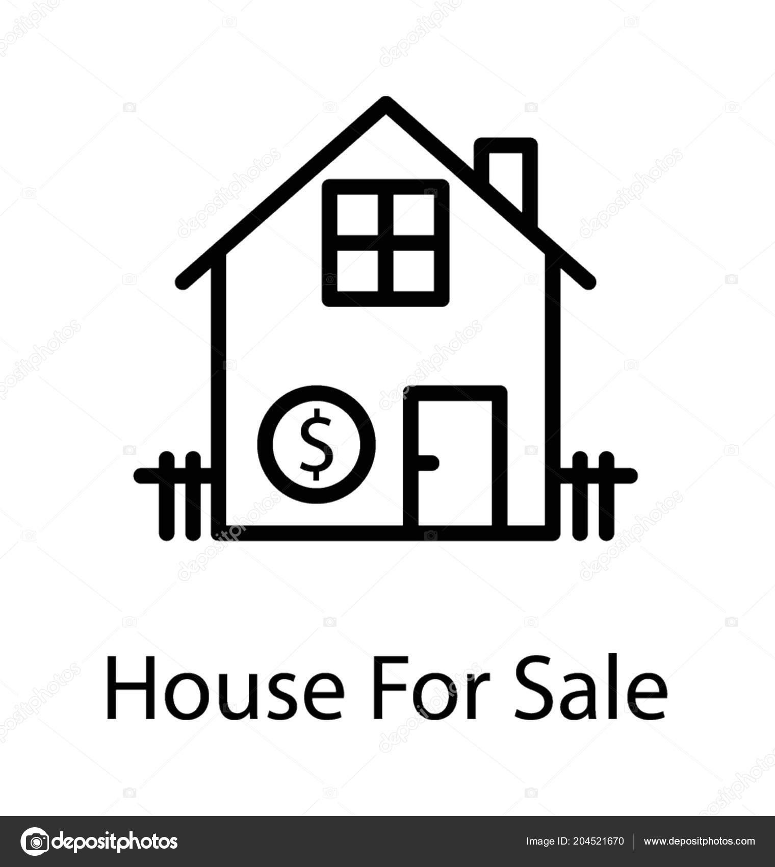 Dollar Munze Mit Hausbau Finanzierung Haus Oder Haus Zum Verkauf