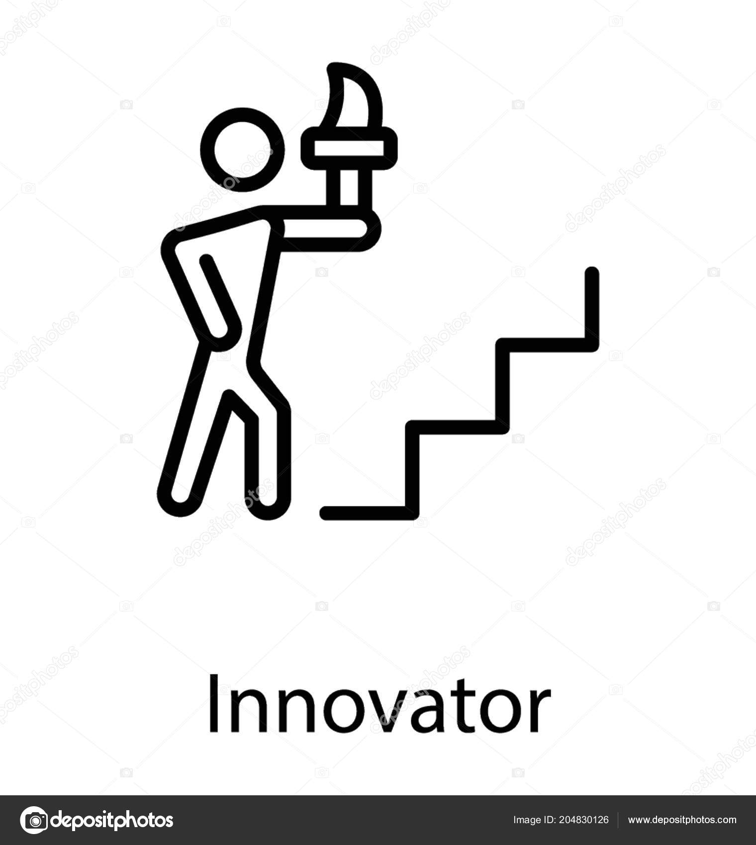 Person Holding Flame Torch While Going Upstairs Giving Meaning