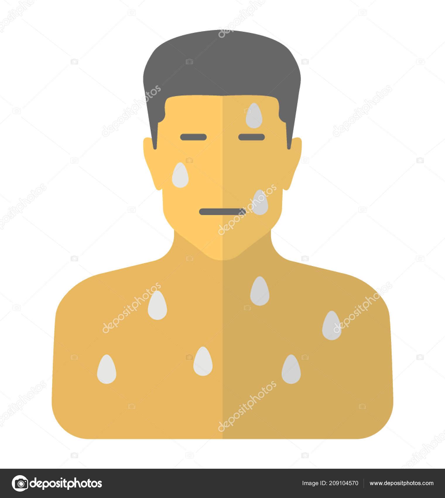 transpiration du corps