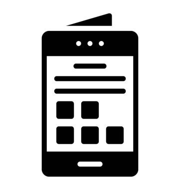 Mobile interface also known as software