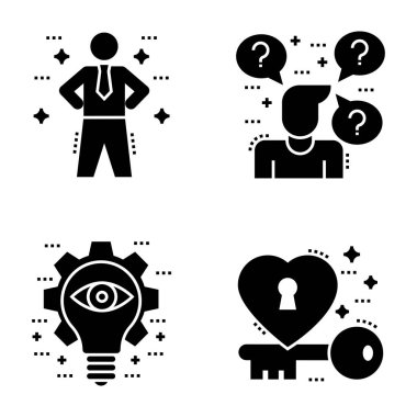 Pack Of Life Skills Icons icon