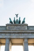 Fotografie Brandenburg Gate