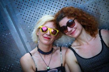 InMusic festival people