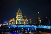 Orosz Arcitecture, a folyó és a kék ights