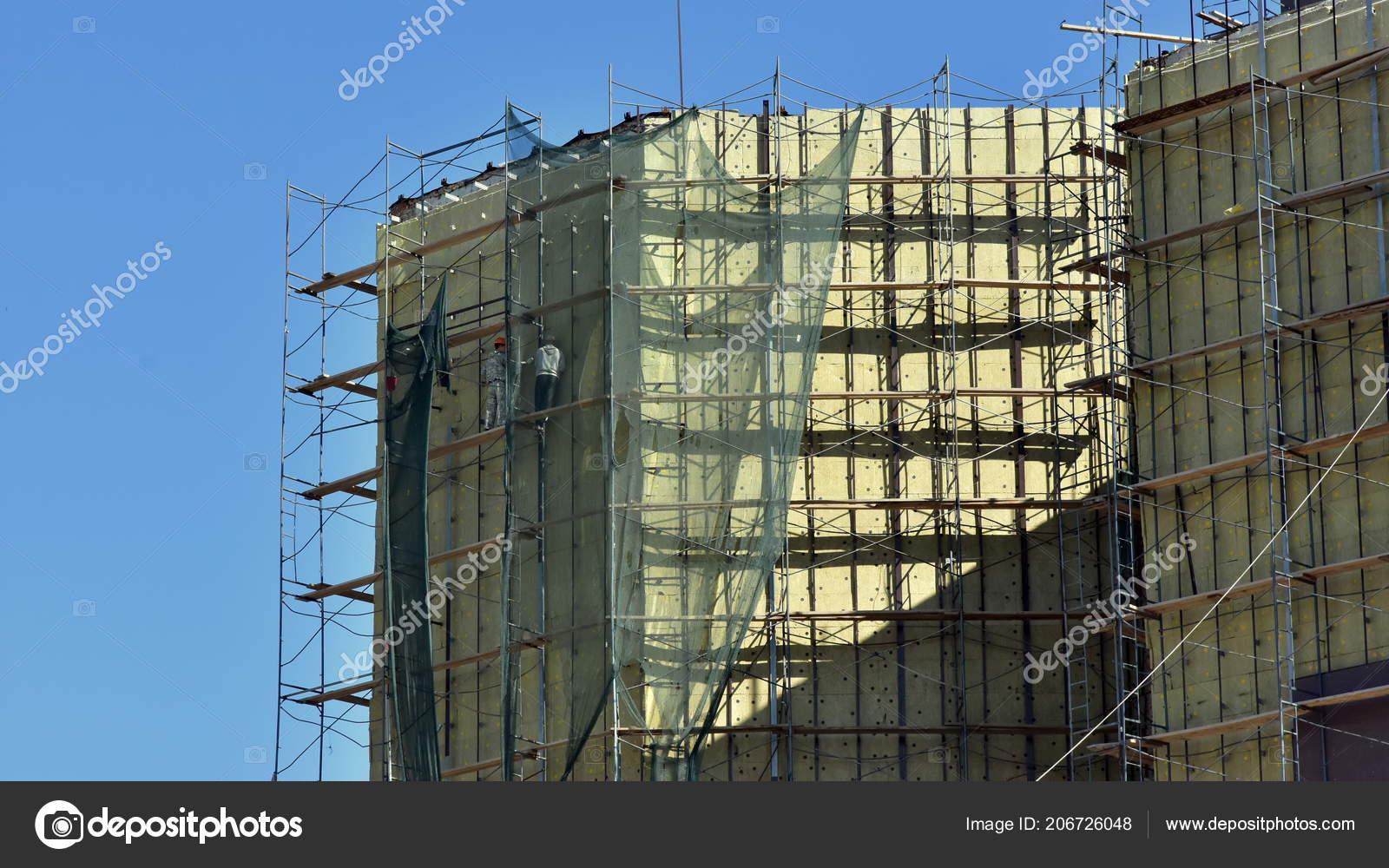 Pareti Esterne In Vetro : Lavoro alto altezza sulle pareti esterne isolamento lana vetro