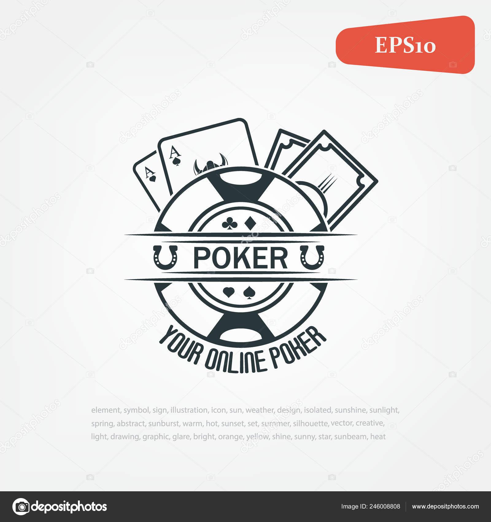 Poker Emblems Poker Online Poker Logo Stock Photo Image By C Rs89 246008808