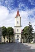 Fotografie Evangelický kostel, Město Liptovský Mikuláš, Slovensko