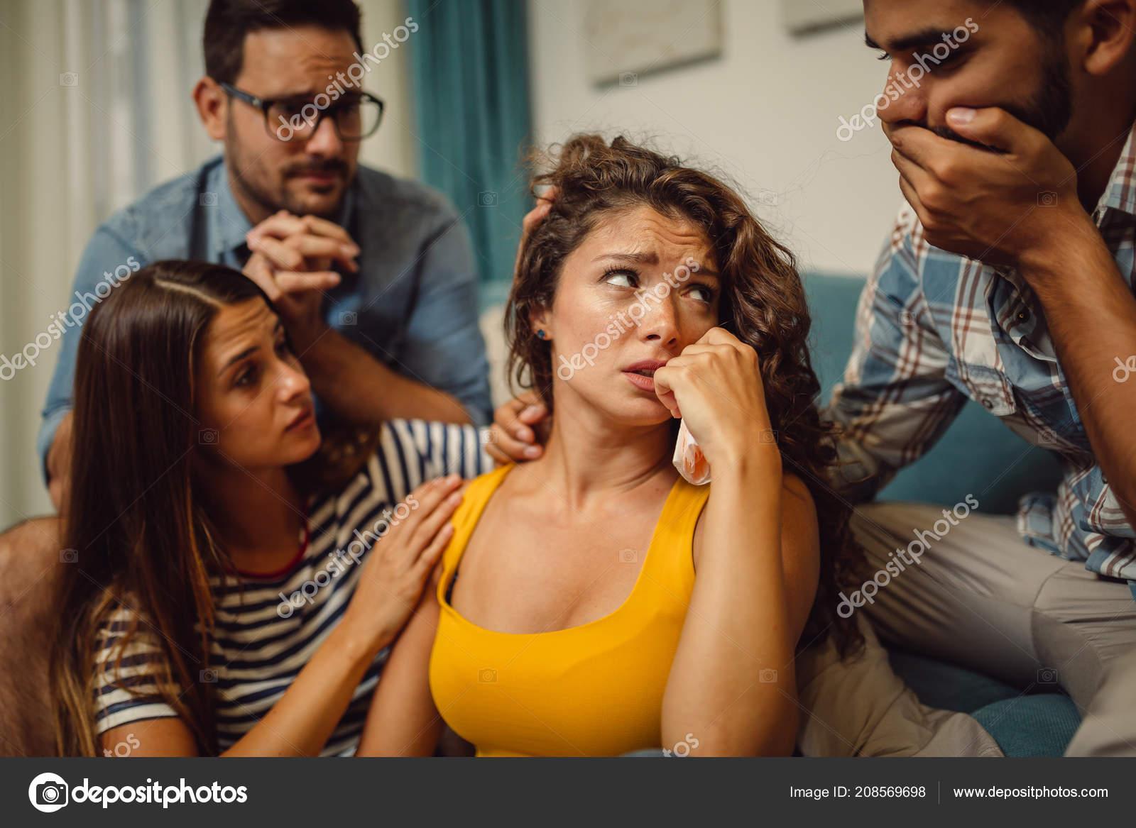Problèmes avec une jeune fille