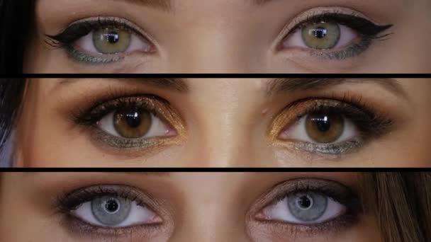 koláž jinýma očima