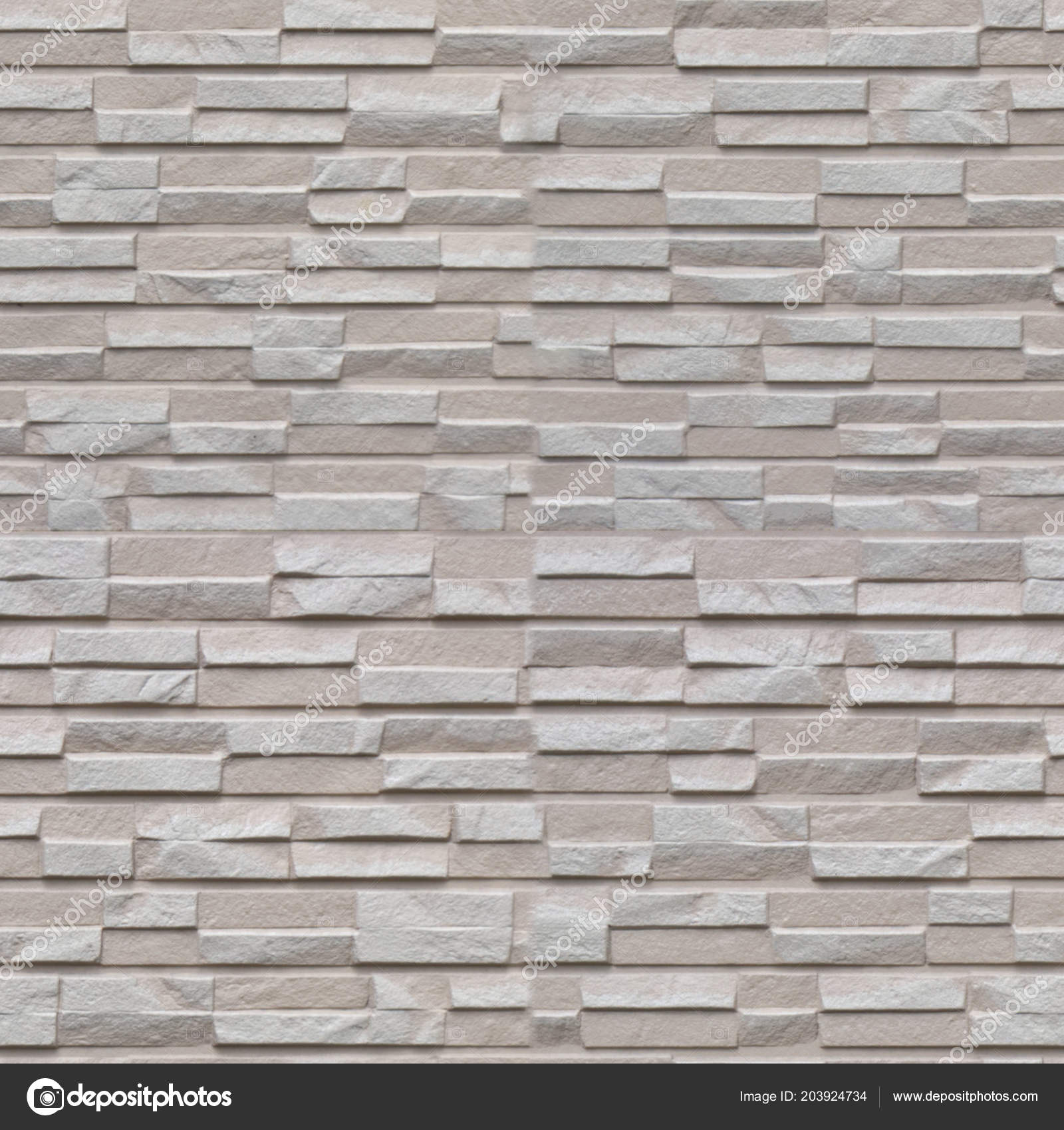 Seamless Pattern Grey Stone Wall Panels Original Squared Form Stock Photo C Sunday Art 203924734