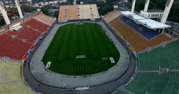 Pacaembu fotbalový stadion v Sao Paulo Brazílie, Jižní Amerika