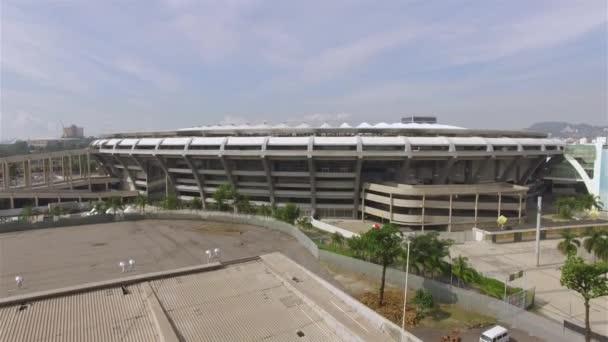 City of Rio de Janeiro, Brazília Dél-Amerikában. 05/04/2019 Maracana stadion. Brazil foci.