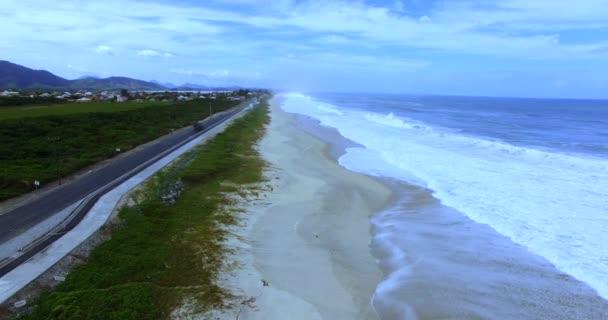 Wonderful beaches around the world. Jacon Beach, Rio de Janeiro, Brazil, South America.