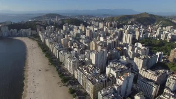 City of Niteroi, state of Rio de Janeiro, Brazil. Icarai beach.