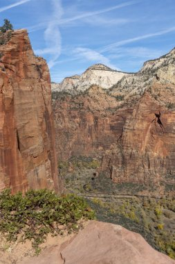 Angel's Landing Hike in Zion National Park, Utah, United States of America