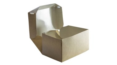 cardboard box for food
