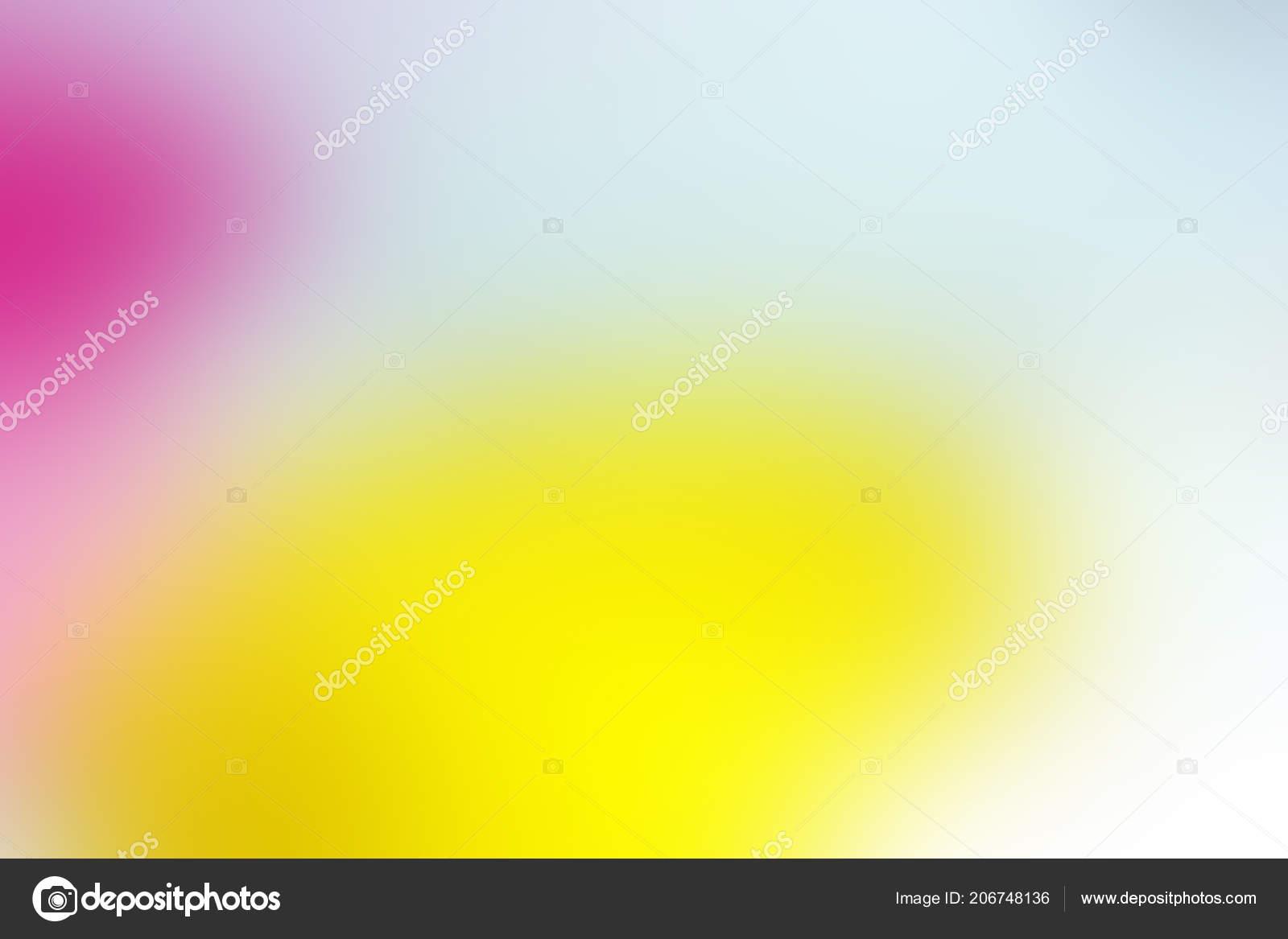 抽象的なパステル ソフト カラフルな滑らかな黄色の色でトーンダウン