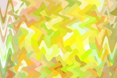 Abstract pastel soft colorful smooth blurred textured background off focus toned in yellow color