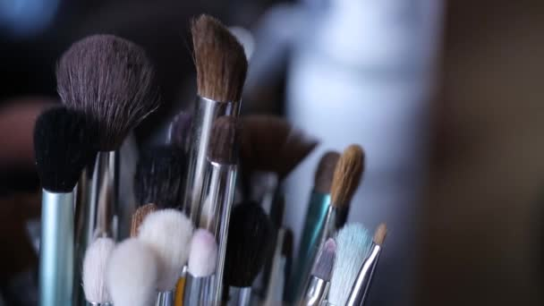 Brushes for Makeup Macro 100mm slider camera motion