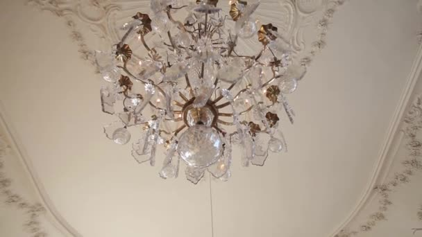 An old chandelier on a wooden ceiling interior, wooden, chandelier, room, wood, decor, lamp light vintage