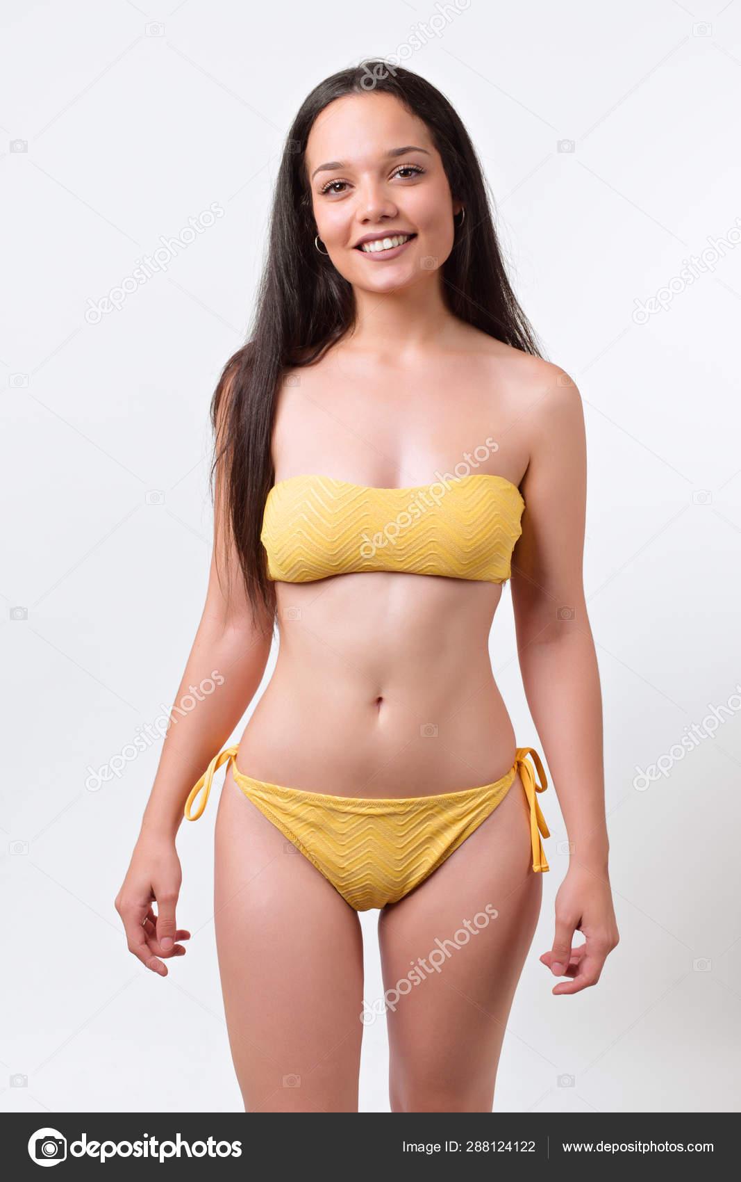 Young bikini girls
