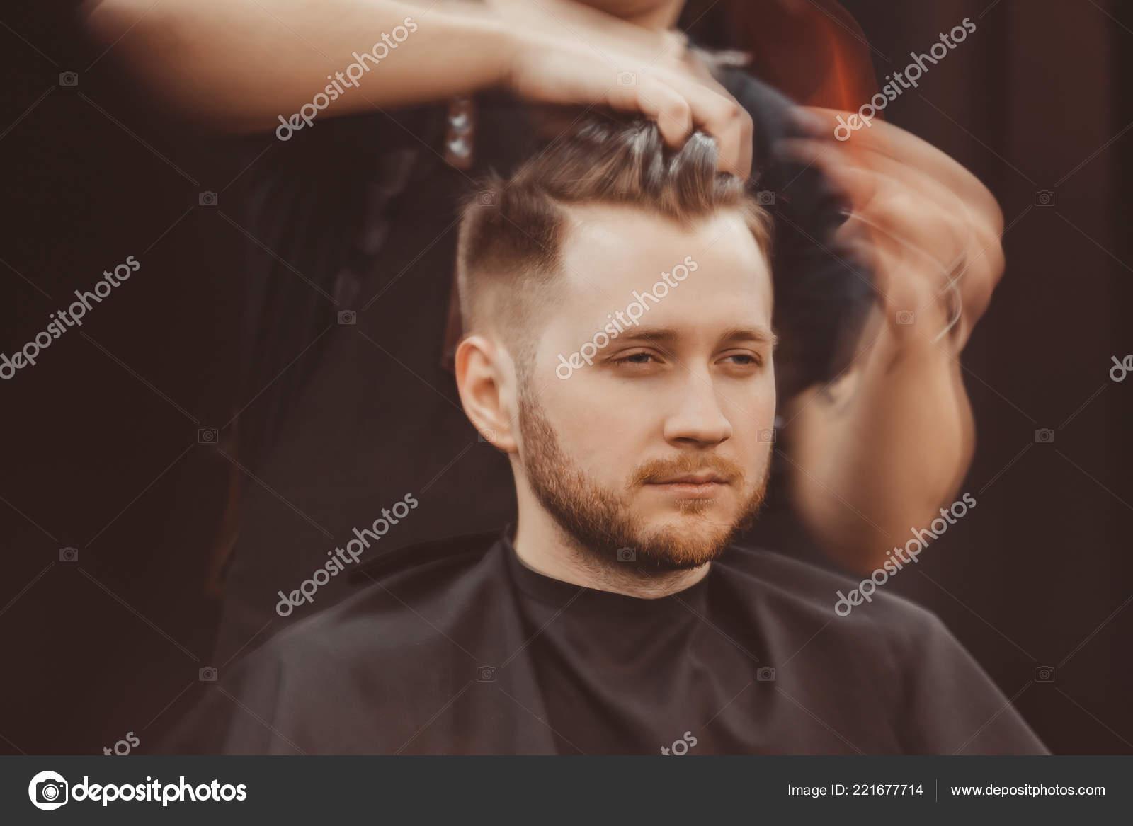 Fond de salon de coiffure pour hommes, salon de coiffure ...