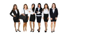 Diverse Businesswomen At Work
