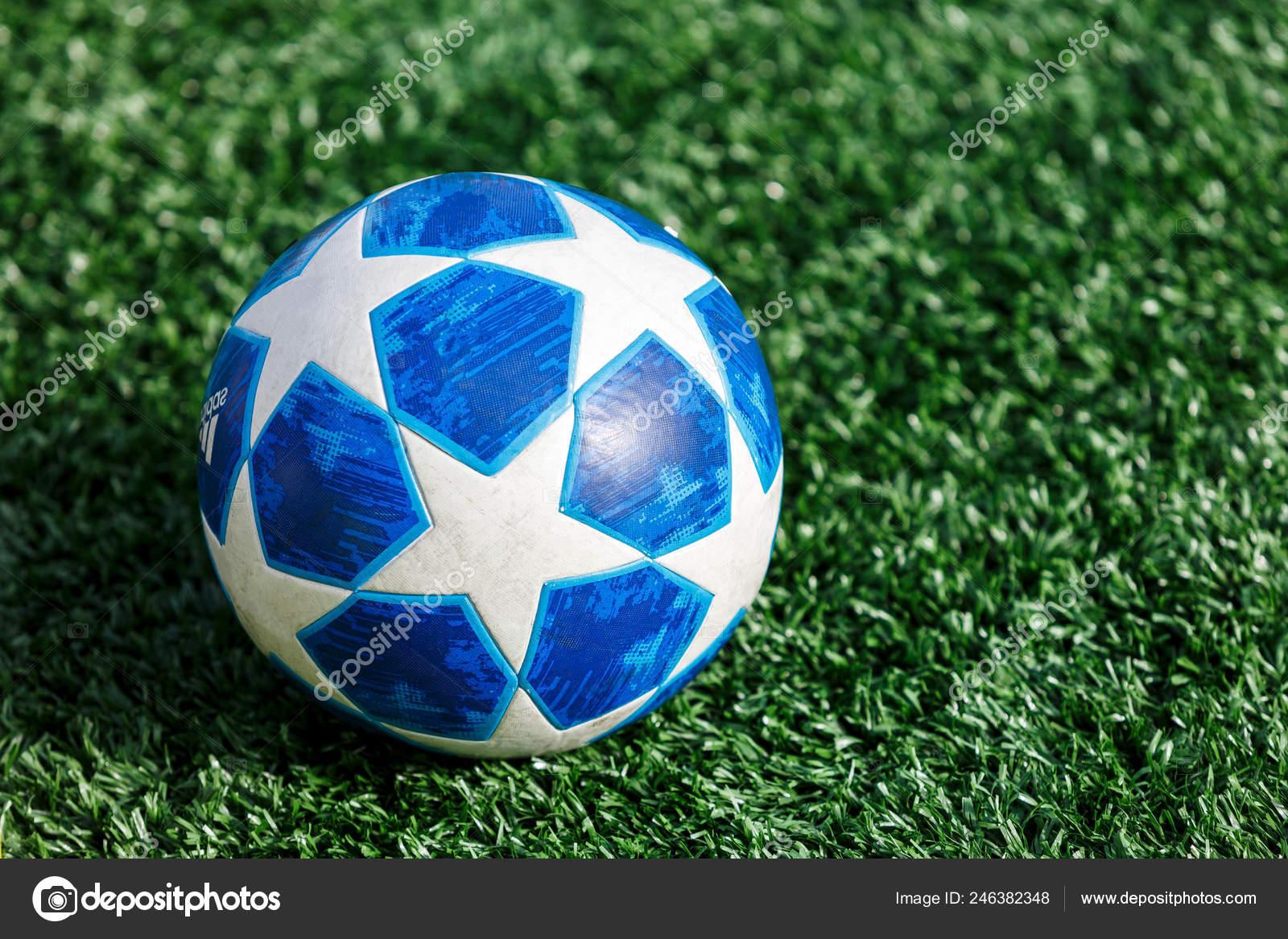 d5ce36cc Kyiv Ukraine February 2019 Official Match Ball Uefa Champions League ...