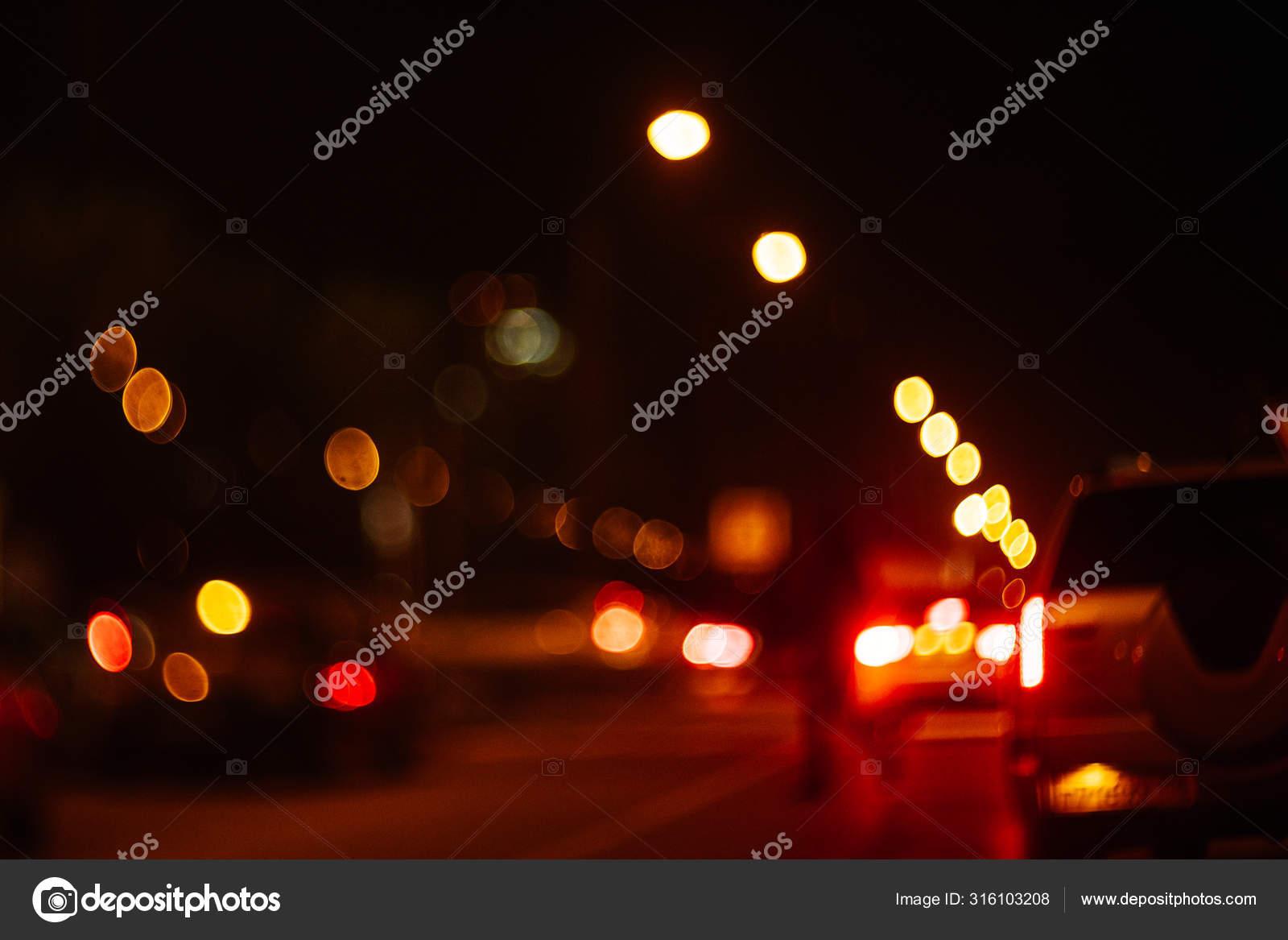 Blur Bokeh Of Car On The Road Blur Traffic At Night Stock Photo C Iamstasivanov Gmail Com 316103208