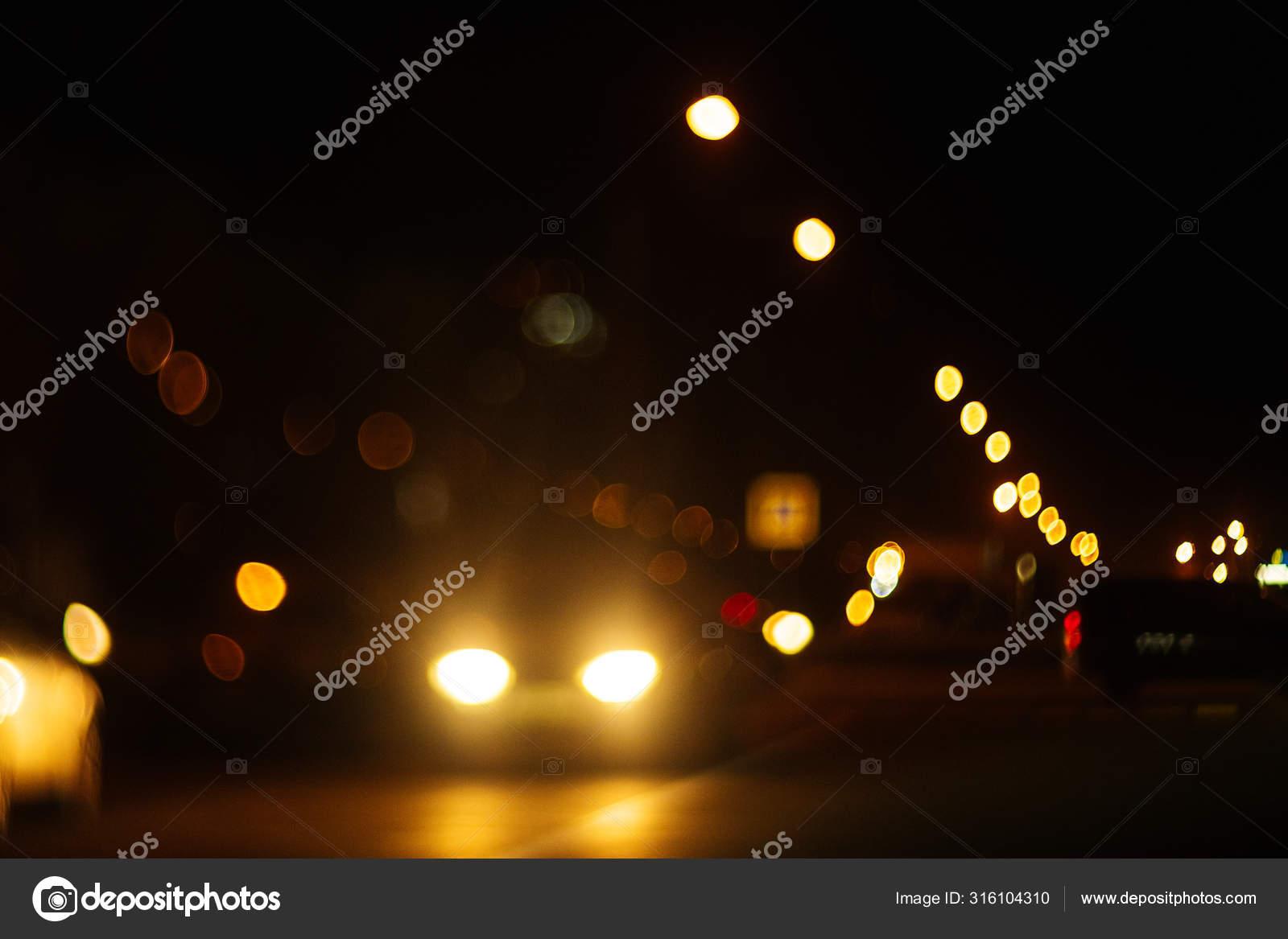 Blur Bokeh Of Car On The Road Blur Traffic At Night Stock Photo C Iamstasivanov Gmail Com 316104310