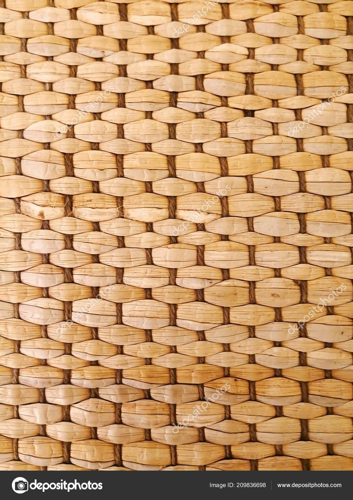 Abstract Background Made Dried Okra Woven Hemp Rope Closeup View Stock Photo C Rujirathumdumrong Gmail Com 209836698