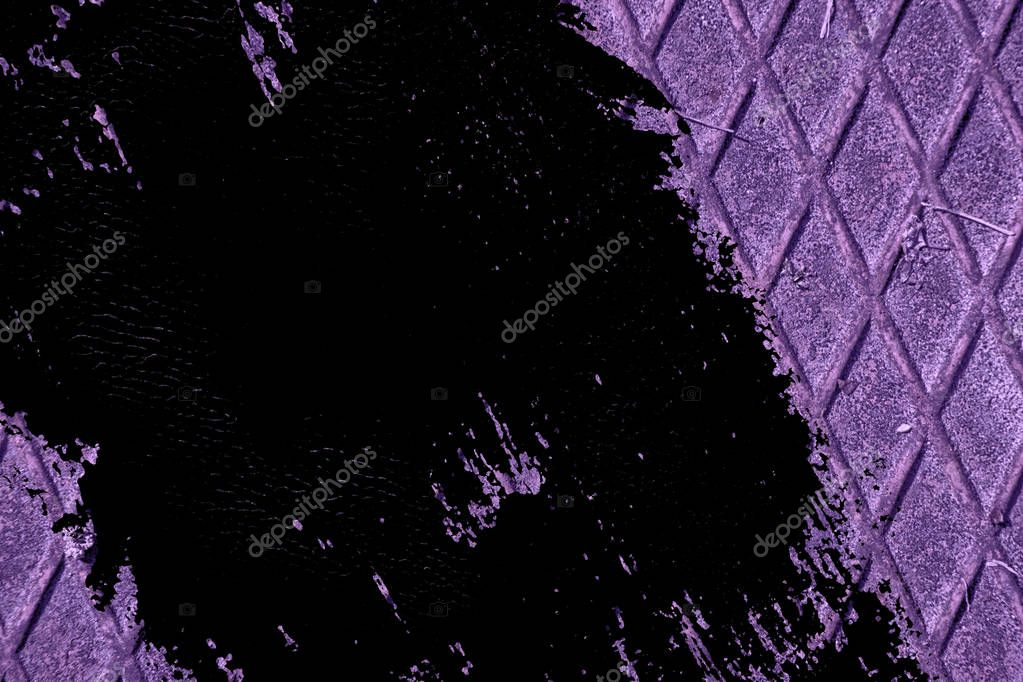 Grunge dirty Ultra purple Stainless steel texture, iron background for designer use