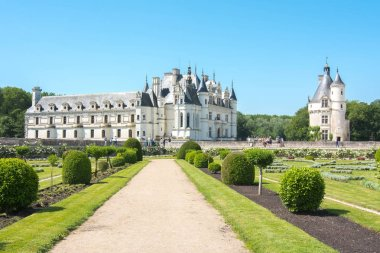 Chenonceau Castle (Chateau de Chenonceau), France