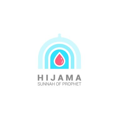 Hidjama jar, logo for person who make bloodletting