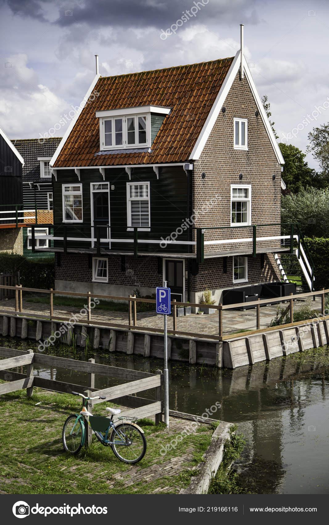 Old Dutch Houses Detail Tourism Europe Stock Photo C Esebene Photo