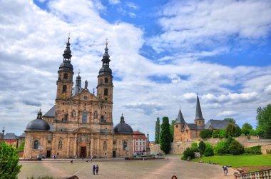Fuldaer Dom Cathedral in Fulda in Hessen, Germany