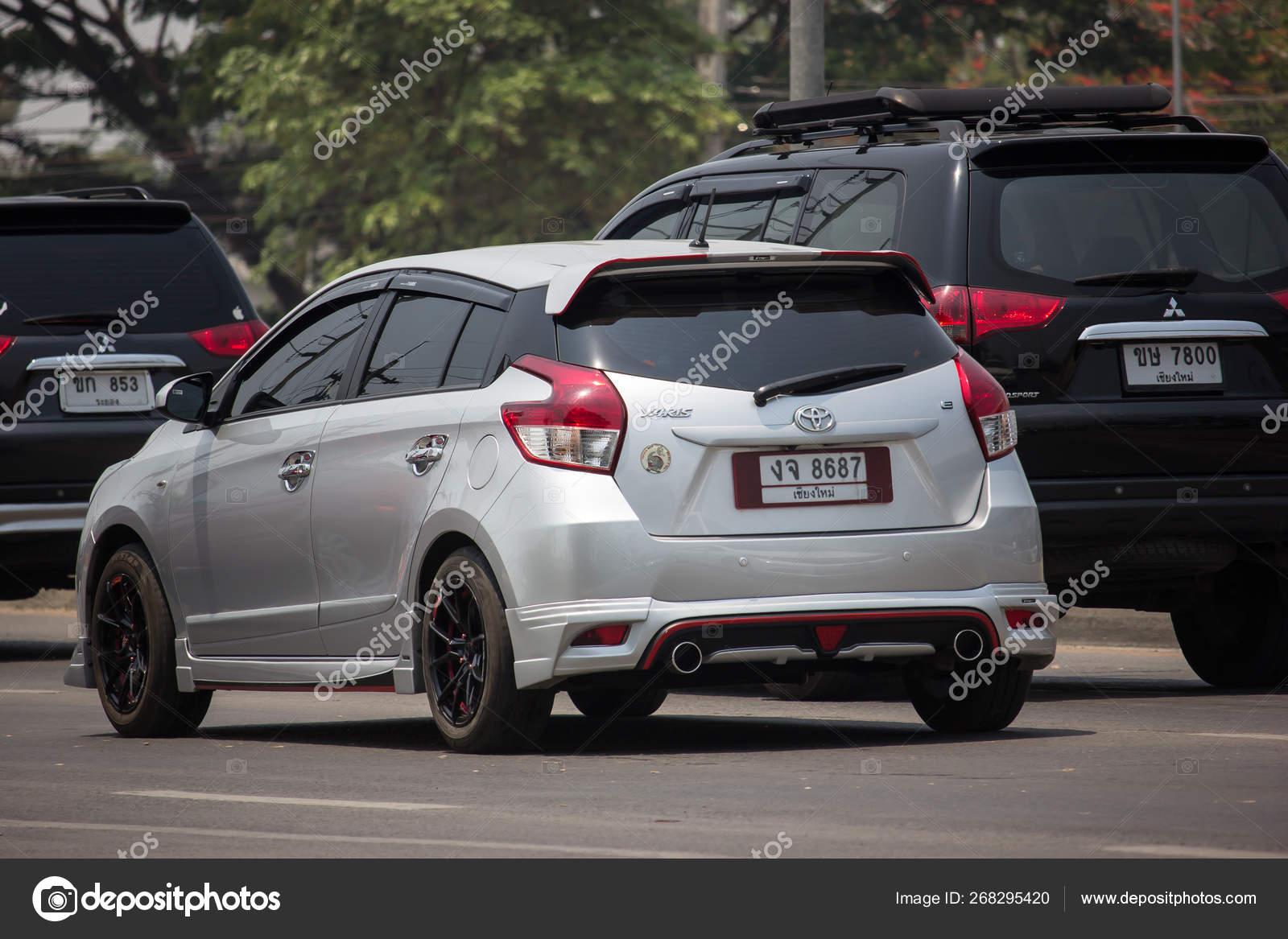 New Private Car Toyota Yaris Hatchback Eco Car Stock Editorial Photo C Nitinut380 268295420